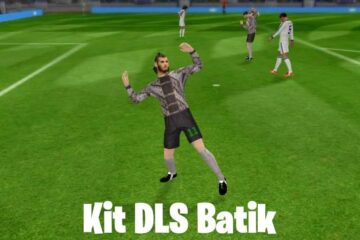 kit dream league soccer batik